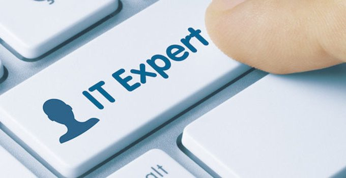 It Expert Cover